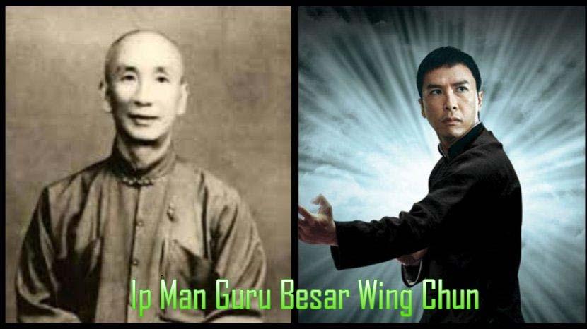 Ip Man Guru Besar Wing Chun