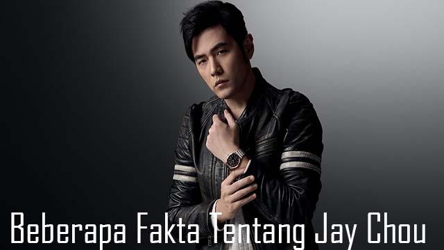 Beberapa Fakta Tentang Jay Chou