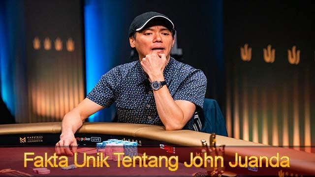 Fakta Unik Tentang John Juanda