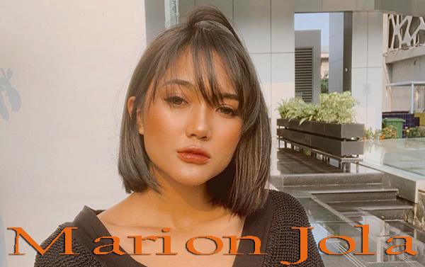 Biodata Lengkap Marion Jola Terlengkap